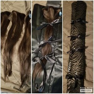 Other - Human hair clip in extensions